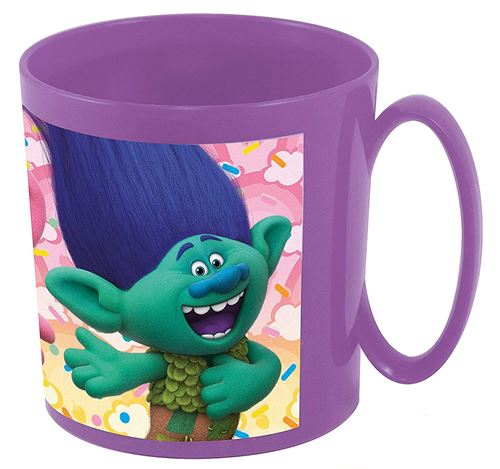 Joy Toy 784104 trolls micro-ondes tasse 350 ml
