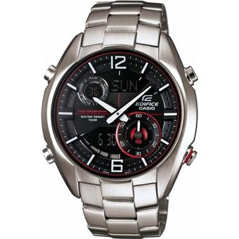 Era Casio Ecran 100d Homme Montre Digitalanalogique Edifice 1a4vuef hxdrCtsQ