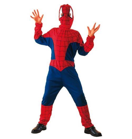 Déguisement spider héros enfant 7-9 ans