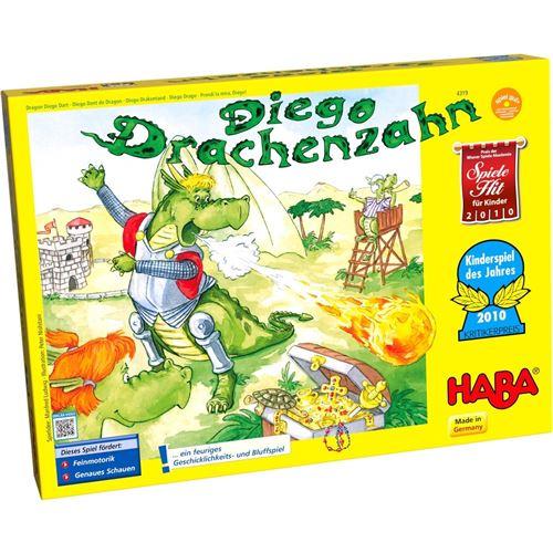 Haba jeu d'enfant (DUDiego Drakentand)