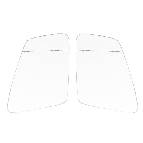 Verre De Miroir Voiture Rétroviseur Fonction De Chauffage Fit Pour Benz W212 204 221 10-13 Lentille Blanche