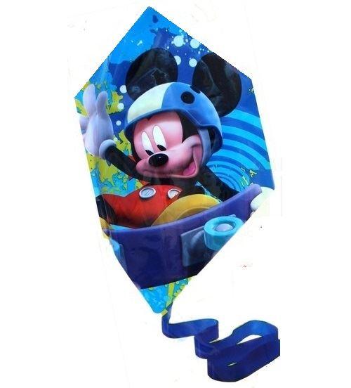 Cerf-volant mickey mouse - disney - 57.2 x 54.6cm