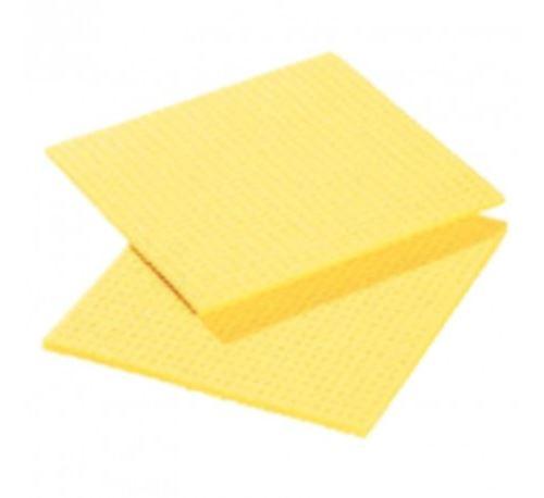 Lavettes spongyl jaunes