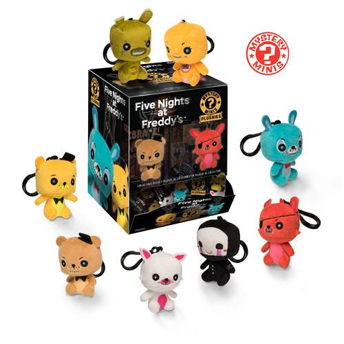 Peluche Mystere - Five Nights At Freddy's