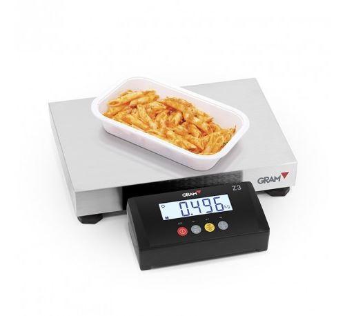 Balance électronique professionnel 150 kg