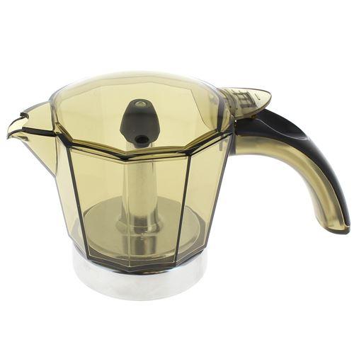 Verseuse 4 tasses pour Cafetiere Delonghi