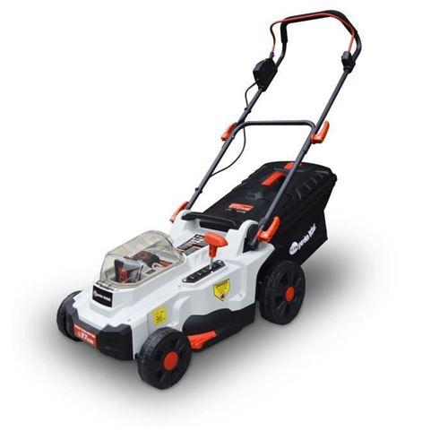 Tondeuse rechargeable 40V (2x20V) 37cm Elem Garden