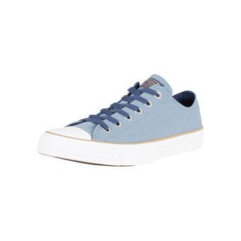 Converse Homme Baskets en toile CT All Star Ox, Bleu - Chaussures et chaussons de sport - Achat & prix