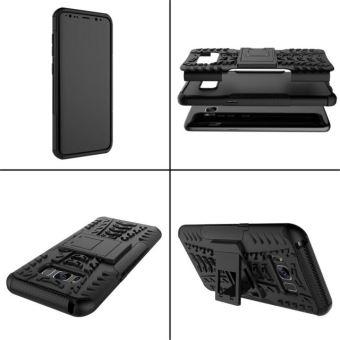 6d09b85444d79 Coque Samsung Galaxy S9 G960 anti choc noire - Etui pour téléphone mobile -  Achat   prix