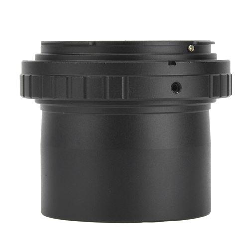 Alliage d'aluminium de 48mm télescope de 2 pouces pour l'anneau adaptateur d'appareil photo de bâti