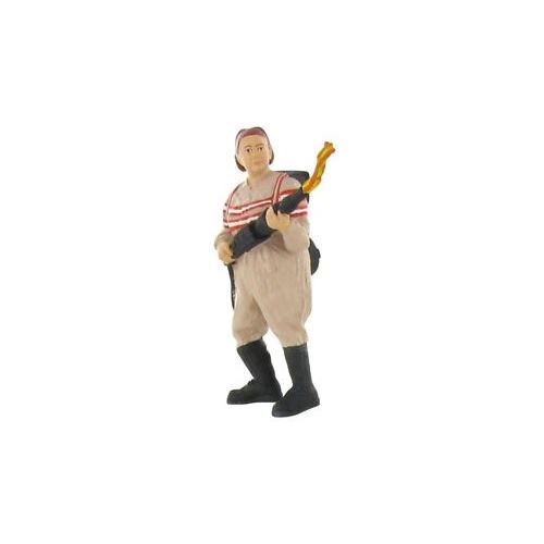 Comansi Playfigure Ghostbusters: Abby 8 cm brun