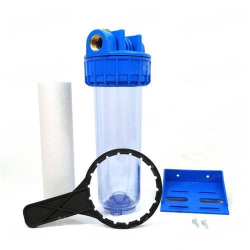 Porte filtre à eau 93/4 - 20/27F + filtre sédiment 20µm