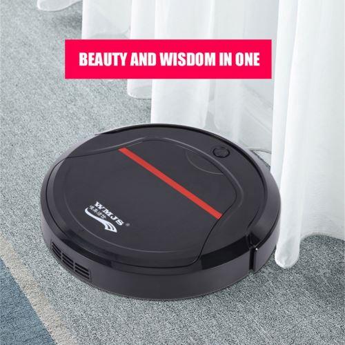 Rechargeable Intelligent Mini Robot Aspirateur Floor Cleaner Balayer Machin