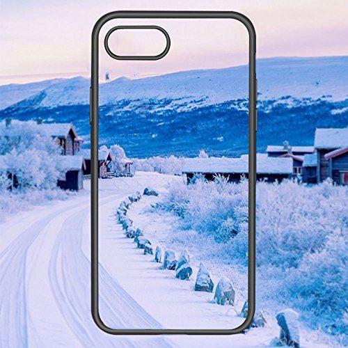 JASBON Coque iPhone 7 8 Coque Transparent de PC AVCE TPU Silicone Bumper Houe de Protection Anti jauniement Ultra Leger Etui Crystal Clear Case Ultra Mince pour iPhone 7 8 Noir