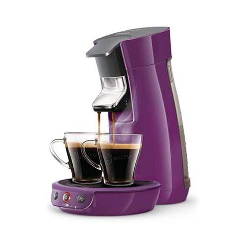 Philips Machines à café à dosettes SENSEO Viva Café Violette
