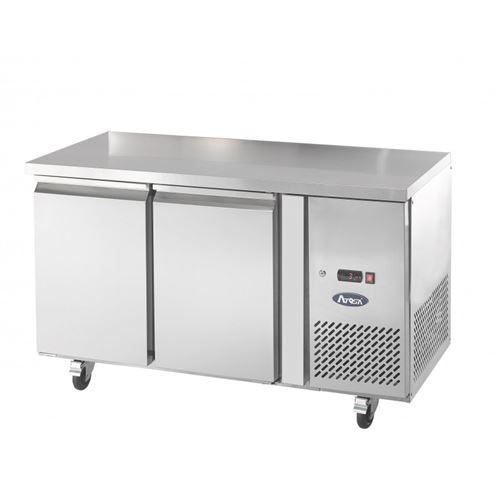 Table réfrigérée négative - 2 portes 280 l