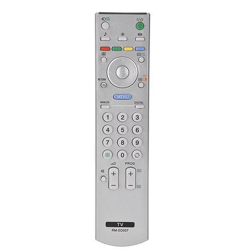 Télécommande Remplacement pour Sony RM-ED007