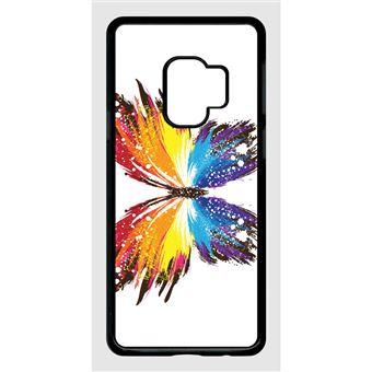 coque samsung s9 papillon