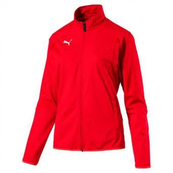 Veste femme Puma Liga training L Rouge -