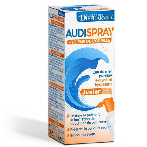 Audispray Junior : Spray Nettoyant Auriculaire