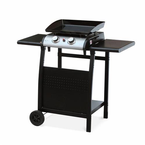 Barbecue à gaz C-LINE 2400S grille-four-plancha 490€ au lieu de 639€