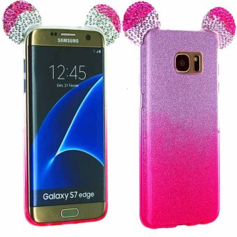 coque paillette samsung galaxy s7