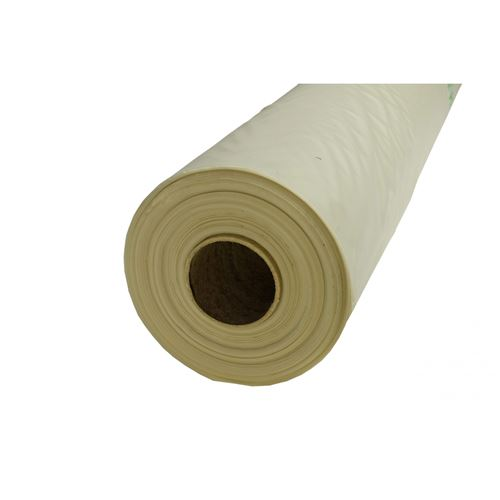Bâche peinture 3x25m- 80 microns protection 75 m² - bache plastique translucide 3x25 m - Qualité premium