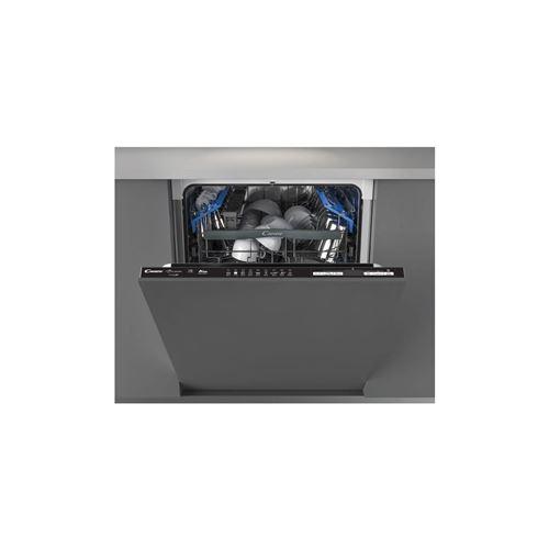 Candy - Cdimn 1d530pb - Lave Vaisselle Encastrable - 15 Couverts - 44 Db - A+ - L60cm - Bandeau Noir