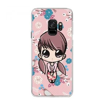 coque galaxy s9 fille