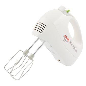 SEB HT 410121 - handmixer - wit/anijs