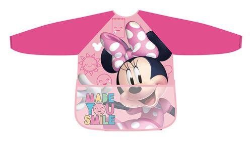 Disney tablier pour enfants Minnie Mouse junior 30 cm PVC rose