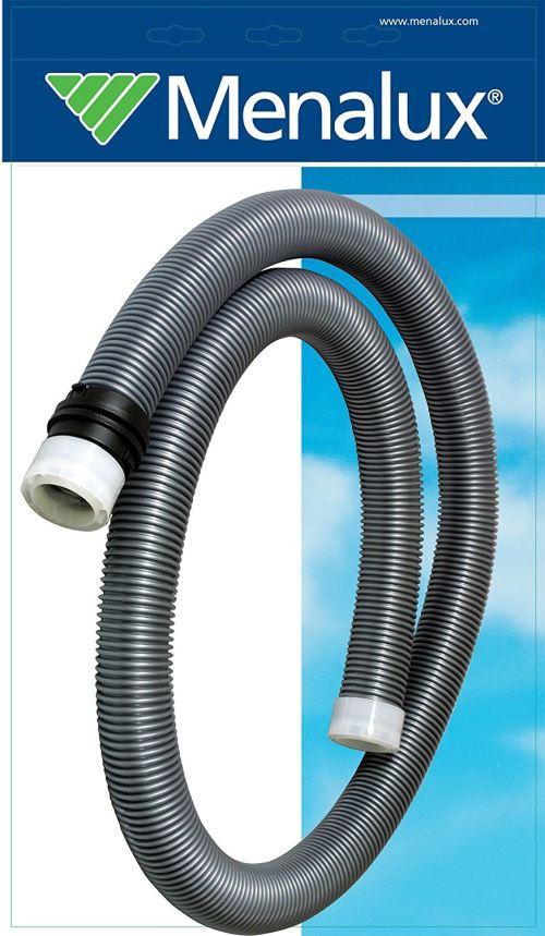 Menalux FL180 Accessoires Aspirateurs Tuyau Flexible 32 mm + 2 Bagues + 2 Clips