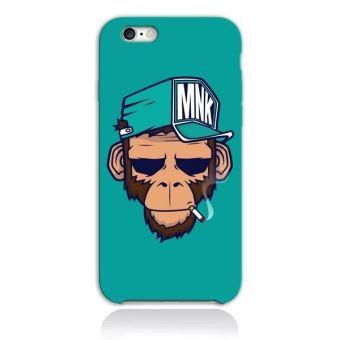 coque iphone 8 plus singe