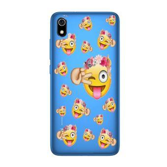 Coque Redmi 7a Smiley Fleur Emojii Emoticone Etui Pour Telephone Mobile Achat Prix Fnac
