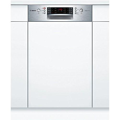 Bosch Spi66ts00e Lave-vaisselle Partie Int Egriert/a + +/211 Kwh/an/2660 L/an/aqua Capteur/active Water Système Hydraulique/inox