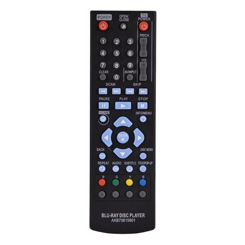 Richer-R Télécommande Remplacement pour LG AKB73615801