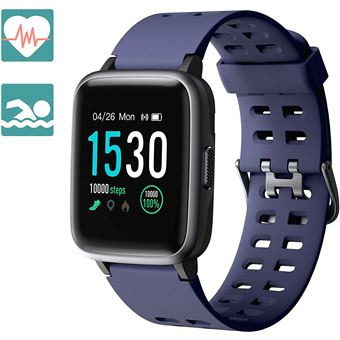 Montre Connectée  Smartwatch Bracelet étanche Bluetooth Android Apple