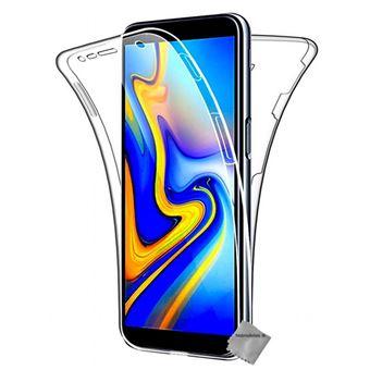 Coque avec protection écran SAMSUNG GALAXY J6 PLUS (2018) J6