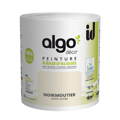 Peinture à Base D'algues Algo Satin Noirmoutier 500ml