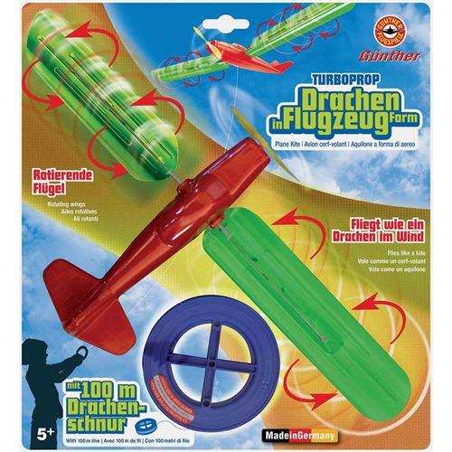 Gunther Jeu de plein air Avion Turboprop