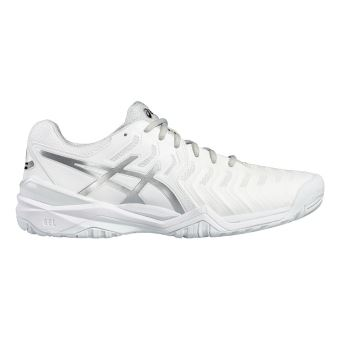 Chaussures Asics Gel resolution 7 Taille 41,5 Blanc