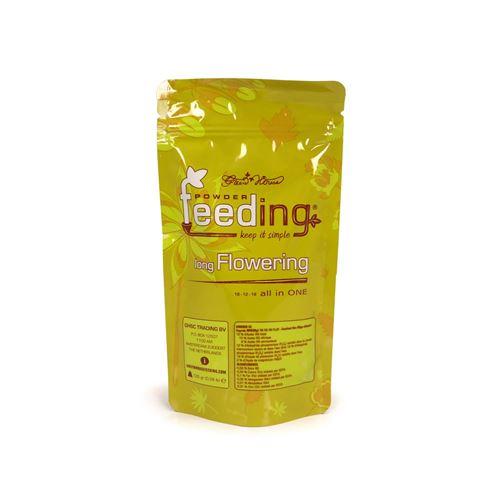 Engrais long flowering powder feeding 125gr - green house