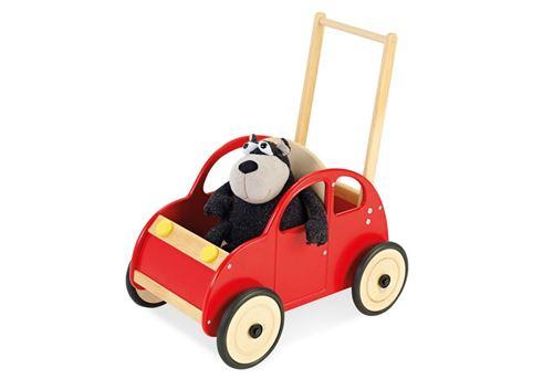 Chariot de marche Auto Jonas