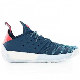 Basketball 2 Back Bleu James Chaussure De Adidas Step Vol Harden 5YzFwq