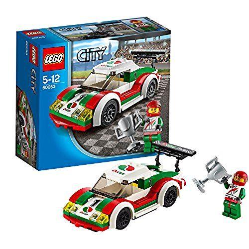 Voiture de course LEGO City Great Vehicles 60053
