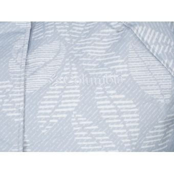 Doudounes plumette duvet Columbia Lay d grey doudoune lady Gris taille : M réf : 14688