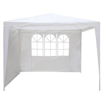 toile de tente de réception - cloison de gazebo - 280 x 192 cm
