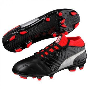 uk availability 956ce 52fa1 Chaussures junior Puma One 18.3 FG -Taille 34 Noir - Chaussures et  chaussons de sport - Achat   prix   fnac