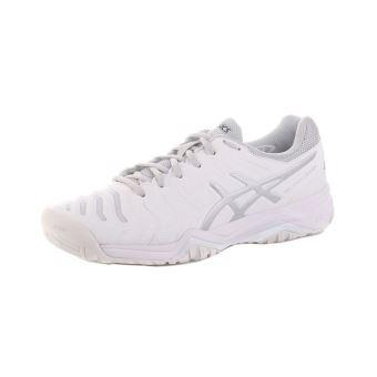 chaussure asics blanche