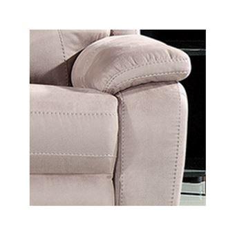 Canapé Relax électrique 3 places - ACCIO - Achat   prix   fnac e7ad3a00cf59